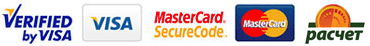 Verified by Visa and Mastercard Securecode